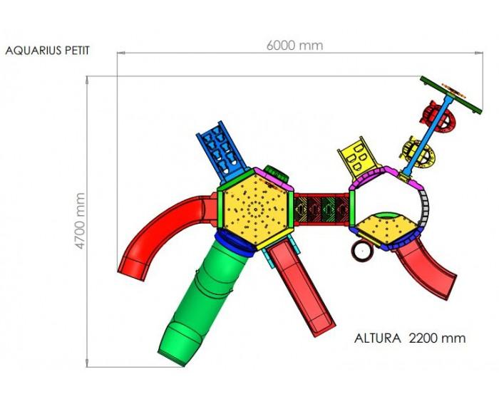 Playground Aquarius Petit