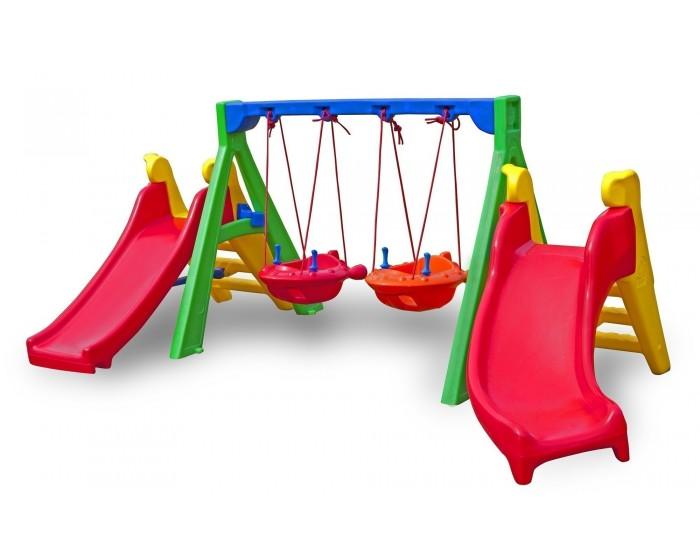 Playground Baby Play Plus Duplo com Balanço Jet