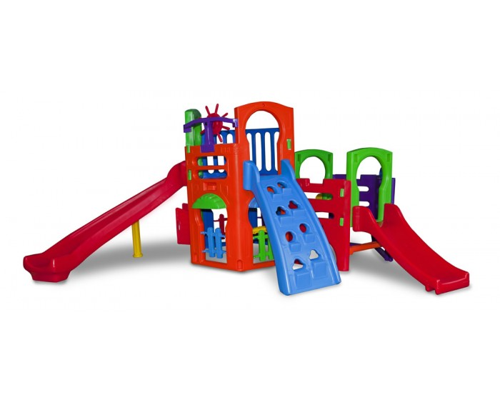 Playground Multiplay House