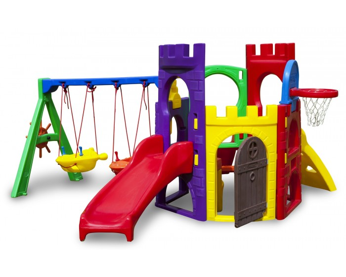 Playground Petit Play com Balanço
