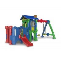 Playground Torre do Castelo + Castelo Petit + Balanço