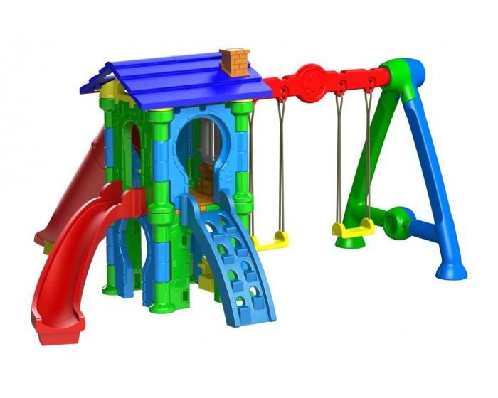 Playground Torre do Castelo com Balanço