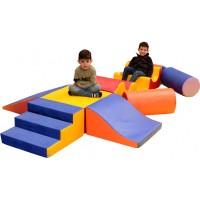 Playground Espumado Centro de Atividades II com 9 Peças