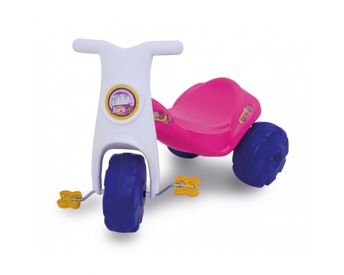 Triciclo New Turbo Girl
