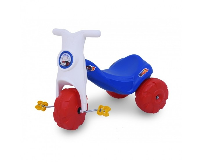 Triciclo New Tubo Azul Xalingo