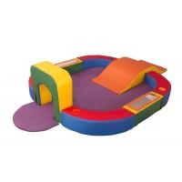 Play Espumado Espaço Baby Master em Korino