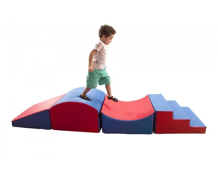Playground Espumado Montanha Russa em Korino