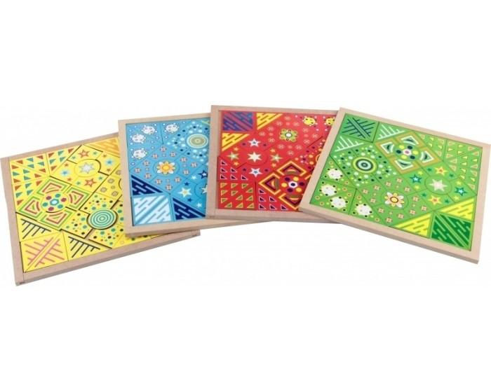 Mosaico Fantástico 144 Peças kit com 4