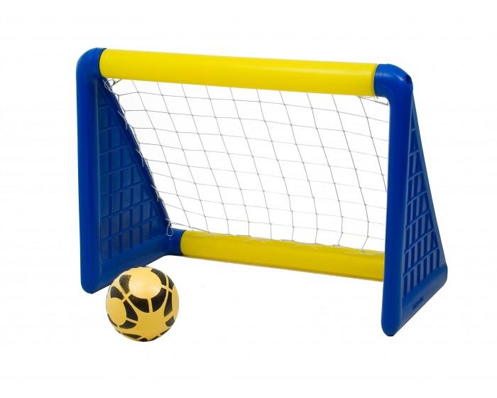 Trave de Futebol com Bola