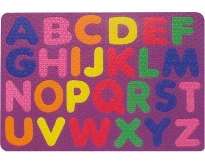 Encaixe o Alfabeto em EVA