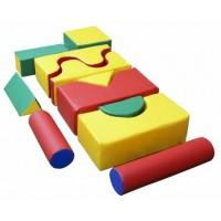 Play Espumado Geométrico 12 Peças em Korino