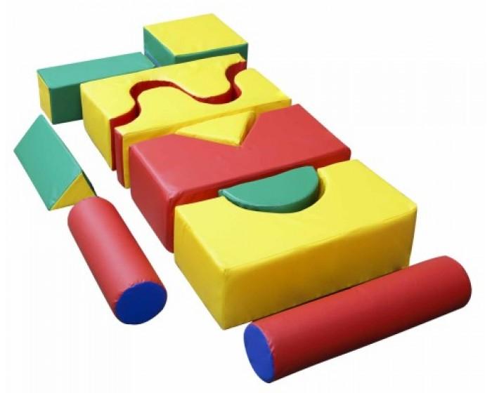 Playground Espumado Geométrico 12 Peças em Korino