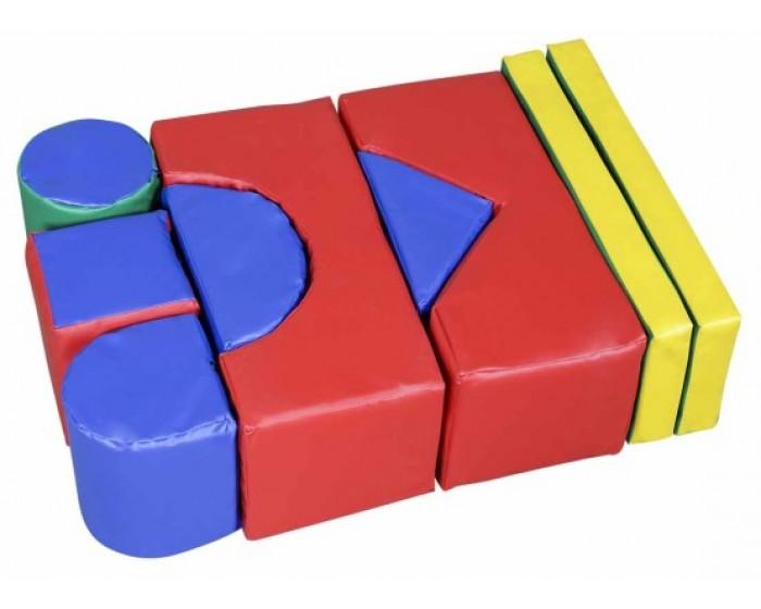 Play Espumado Geométrico 9 Peças em Korino