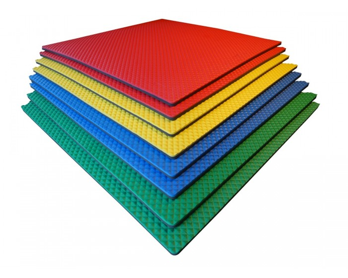 Kit Tatame EVA 8 Peças 61 x 61 x 1.3cm