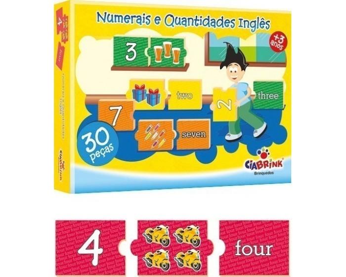 Numerais e Quantidades em Inglês