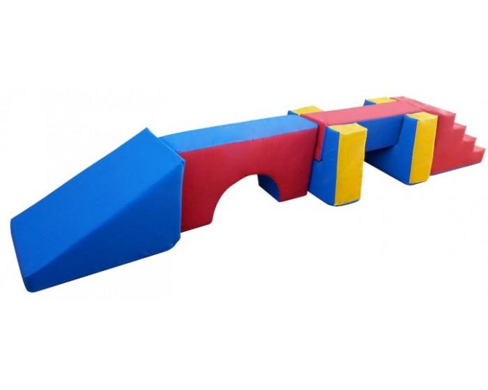 Playground Espumado Conjunto de Módulos em Korino